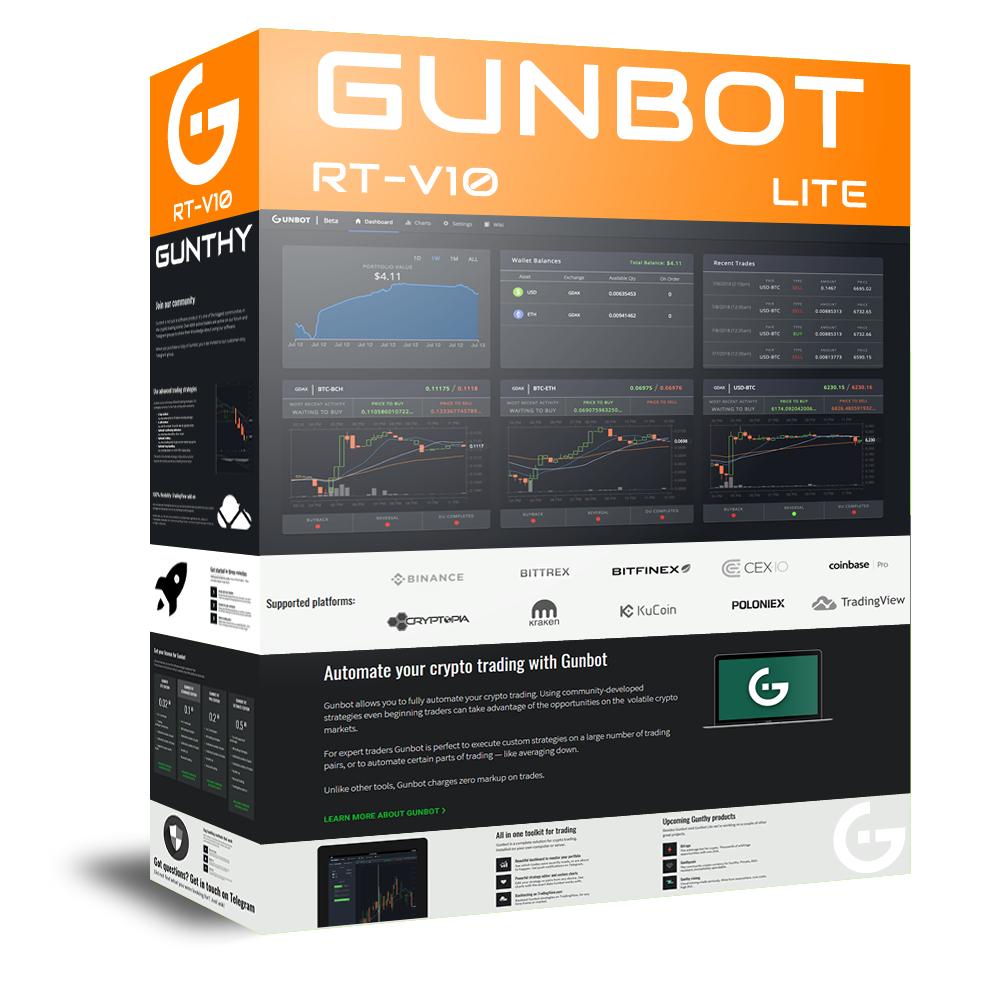 Gunbot Starter