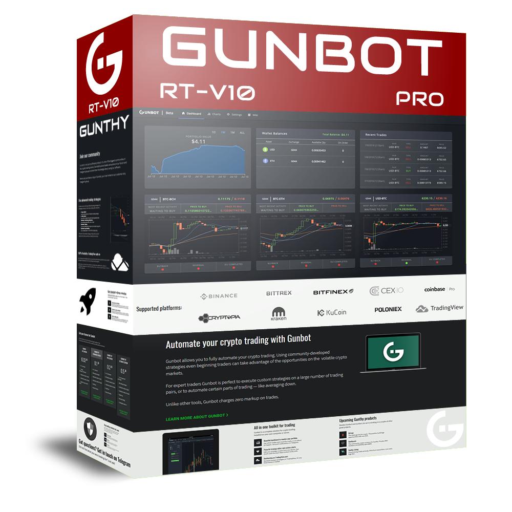 Gunbot Pro