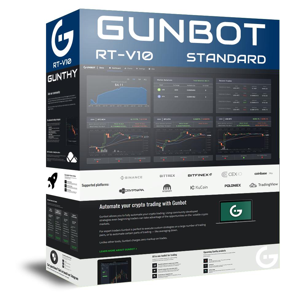 Gunbot Standard
