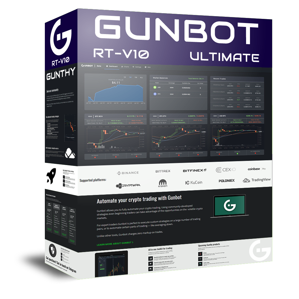 Gunbot Ultimate